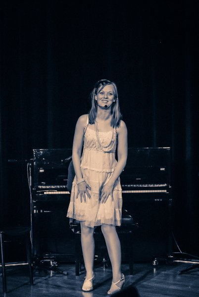As Zelda Fitzgerald in The Last Flapper